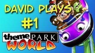 Theme Park World - Part 1 - Dino Land