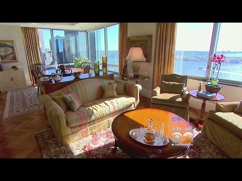 Living Large: The Tip Of Manhattan