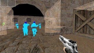 Читы для Counter-Strike 1.6 ( WH-AIM-SPEEDHACK)