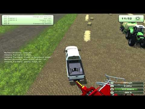 Hacking Simulator (Farming Simulator)
