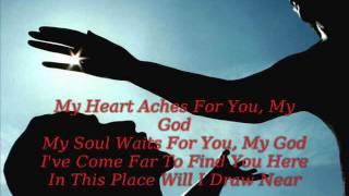 Jesus Culture-You Are Faithful LYRICS
