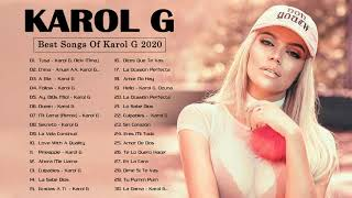 Karol G 20 Grandes Exitos   Karol G Greatest Hits Full Album 2020