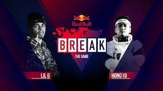 Lil G vs Hong 10 - Break The Game Epizod 5