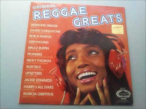 Original Reggae Greats Various Artists