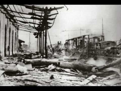 22 luglio 1943 le truppe anglo americane bombardano Foggia,oltre 7000 le vittime. Il ricordo di Domenico Carlucci(Forza Nuova)