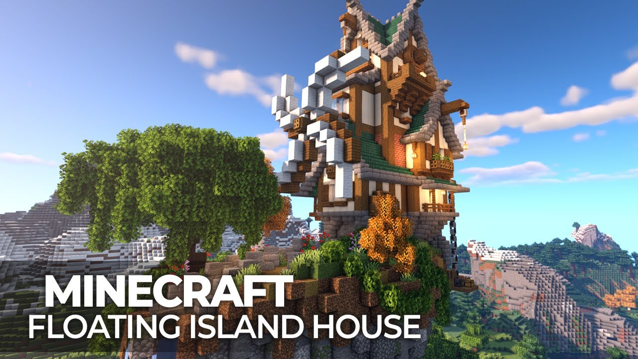 Minecraft: Huge Survival House  Minecraft Timelapse Build