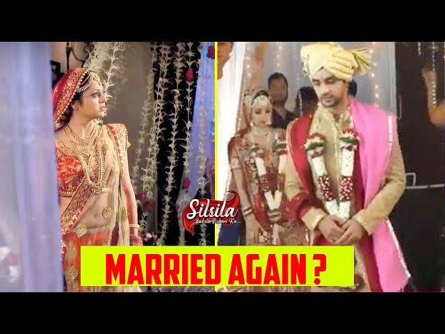 Silsila Badalte Rishton Ka : Nandini & Mauli To Get Married Again, Nandini In Shock
