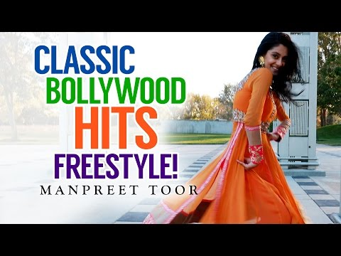 Manpreet Toor | Classic Bollywood Hits Freestyle!
