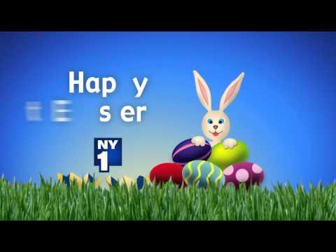 NY1 Happy Easter - Animation - YouTube