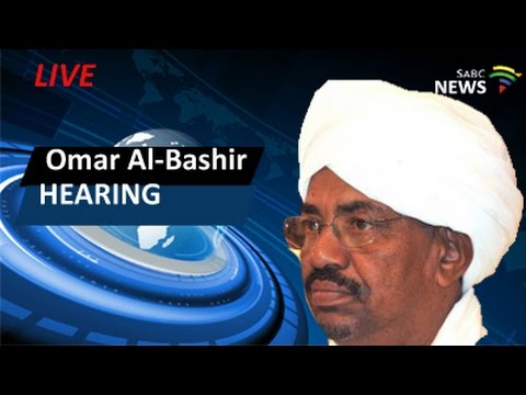 Omar al-Bashir case hearing in SCA, 12 February 2016