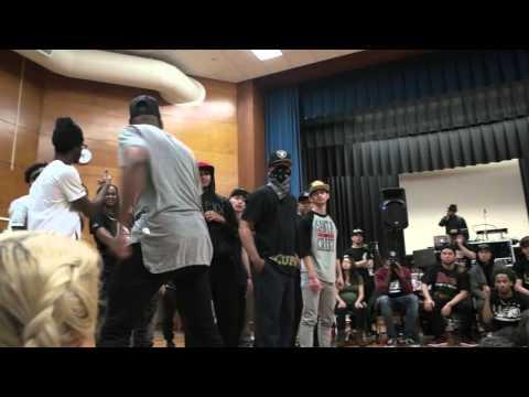 LITM: Round II | Krump Seven 2 Smoke