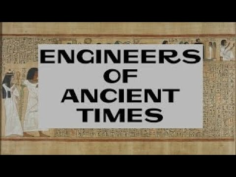 Engineers Of Ancient Egyptian Times Engineering The Egyptian Empire - The Best Documentary Ever