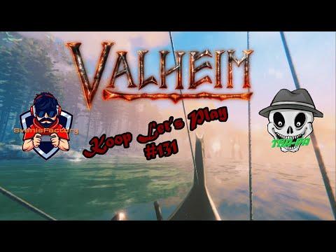 Ich habe alleine einen Troll gelegt - Valheim Koop Let's Play 131