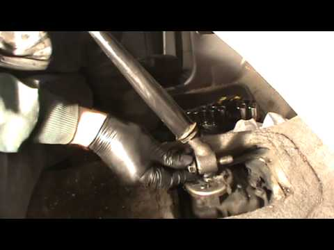 1995 ford f150 transmission removal