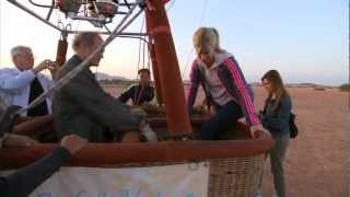 Behind the Scenes: Morocco Part 1, Hot Air Ballooning