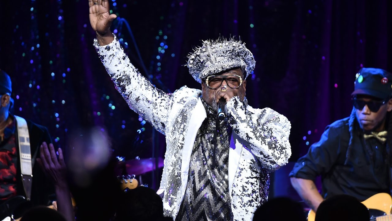 george clinton parliament funkadelic we want the funk at 2017 sesac pop awards youtube. Black Bedroom Furniture Sets. Home Design Ideas