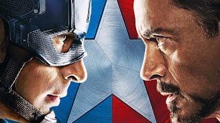 CAPTAIN AMERICA: CIVIL WAR - Blu-Ray Review (2016)