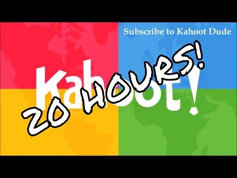 Kahoot Music 20 HOUR LOOP!
