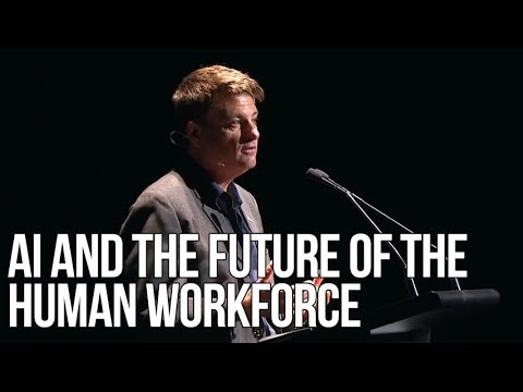 AI and the Future of the Human Workforce | Martin Ford