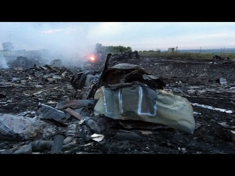 State Department Reacts to Malaysian Air Crash