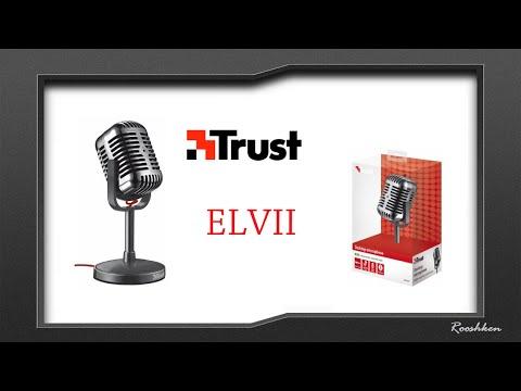 """Trust Elvii - Sprawdź jak brzmi """"stylowy"""" mikrofon za około 60 złotych (test i recenzja)"""