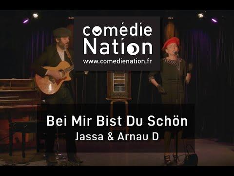 [live]-bei-mir-bist-du-schön---arnau-d-&-jassa-|-concert-confiné-comédie-nation-2/5