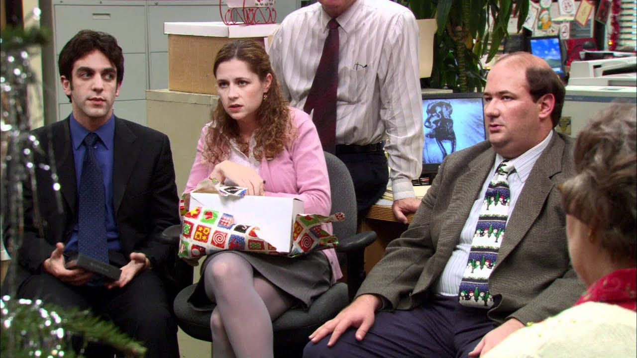 the office s2 e10 - The Office Christmas Episodes