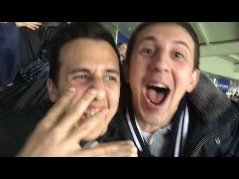 Leicester City 1 Tottenham 6 | What a Performance! | Match-day Vlog