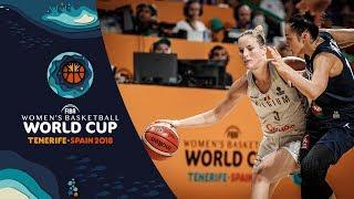 Download lagu Belgium v France - Full Game - Quarter-Final - FIBA Women's Basketball World Cup 2018
