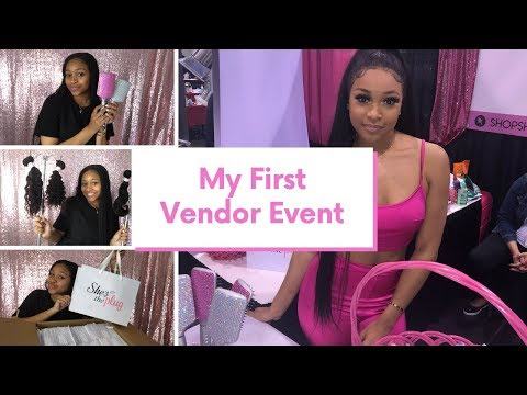 Vendor Event | Ultimate Womens Expo Ft. Inventory + Display