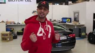 JP Performance - Audi S5 Abgasanlage