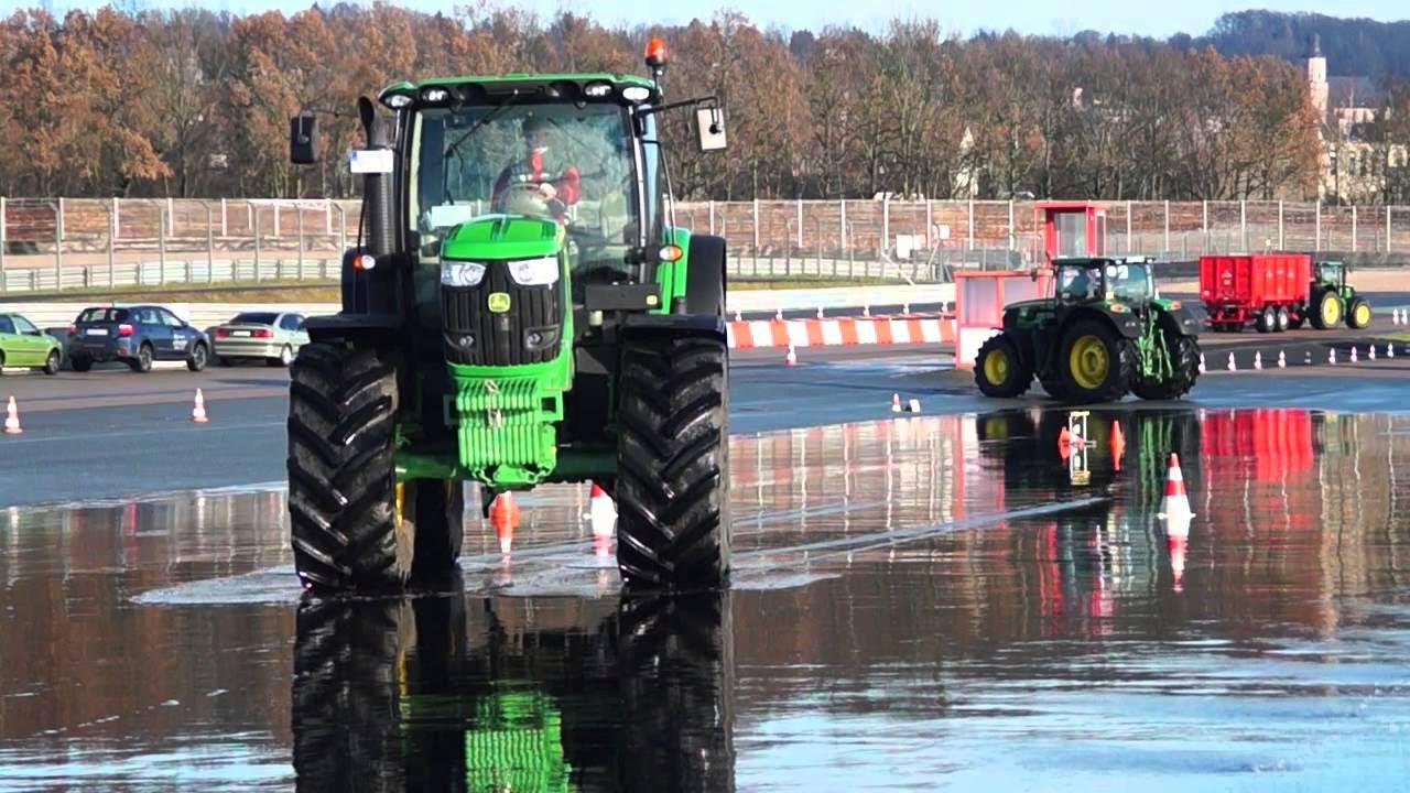 Fren Dediğin Böyle Olur | Traktörlerde ABS Gerekli midir?