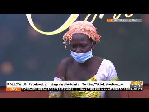 Obra on Adom TV (22-9-21)