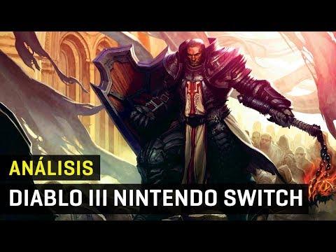 Diablo III Eternal Collection para Nintendo Switch - ANÁLISIS COMPLETO