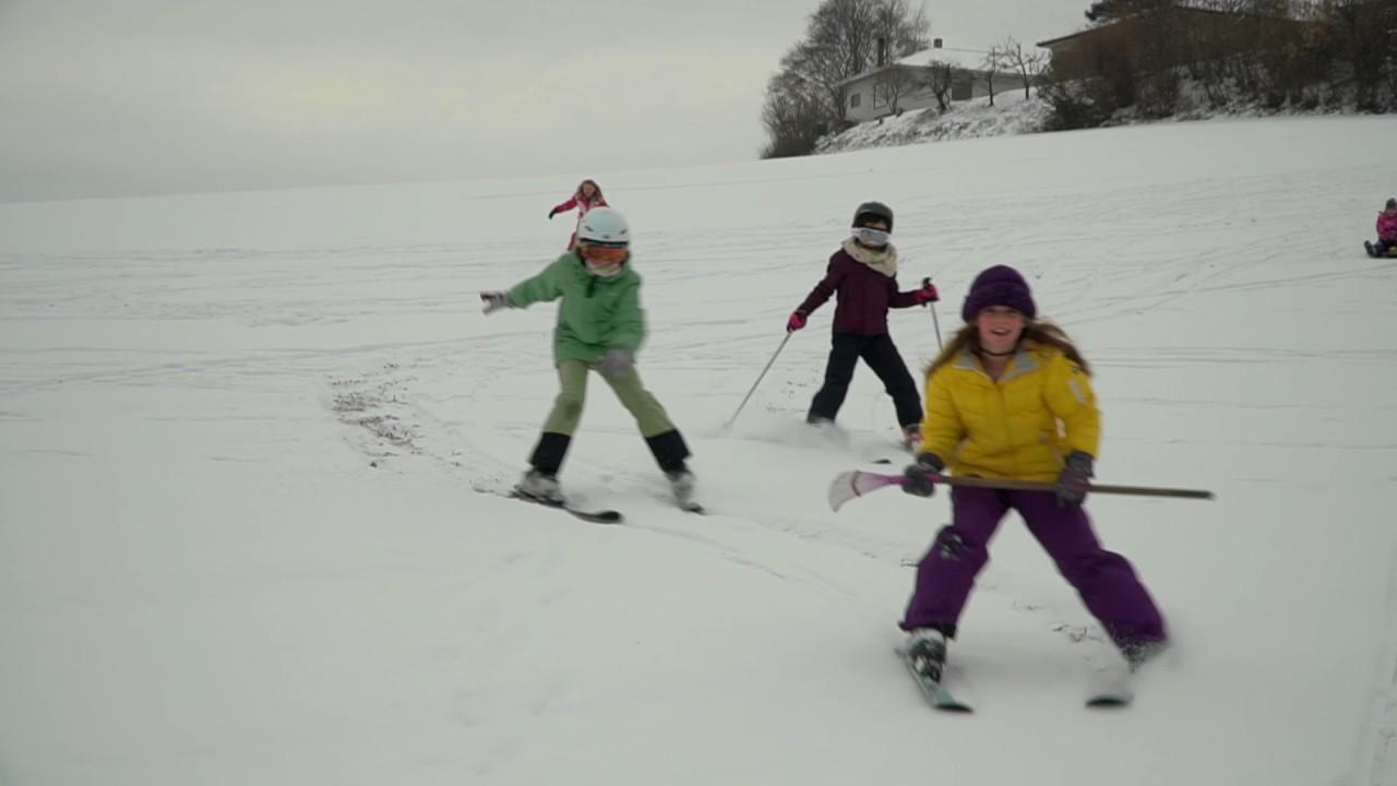 Skifahren Taunus