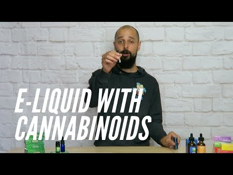 Using Concentrate Liquidiser and Terpenes to make E-Liquid