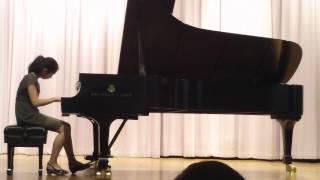 Ayane Plays quot;Sonata K. 89C, L.211quot; by Scarlatti