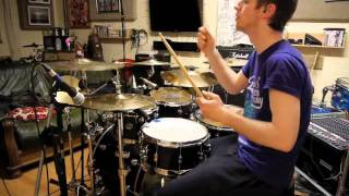Killswitch Engage - Fixation On The Darkness (Drum Cover)