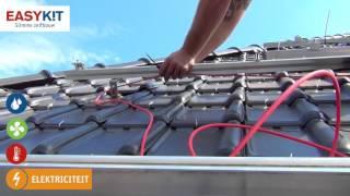Zelf je pv zonnepanelen plaatsen op een hellend dak (deel 2)