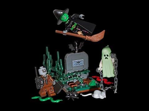 LEGO 850487 - Halloween Figuren und Zubehör Set - Review ...