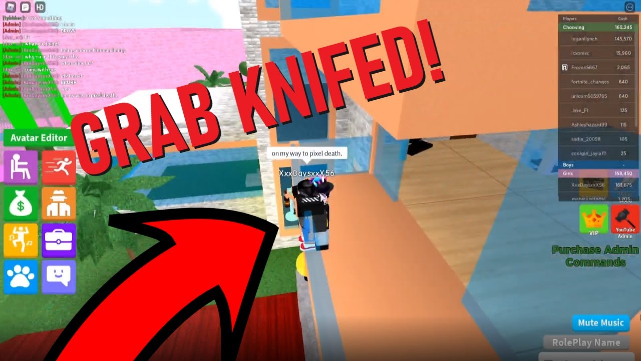 Roblox Knife V3 Script Roblox Exploiting 16 Grab Knife V3 Trolling Mp3 Muzik Indir Dinle Mp3kurt Net