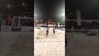 Gambar cover Eren KAYMAZ Beach Volleyball Attacks