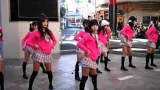 2010.12.04 大須ふれあい広場にて.