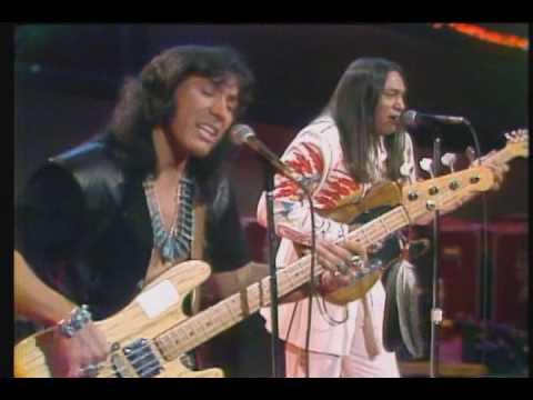 """Midnight Special-Redbone  """"Come And Get Your Love"""""""