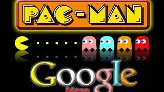 Juega PACMAN en google maps Free HD Video