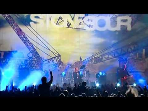 Stone Sour - 30/30-150 (Moscow 2006) HD