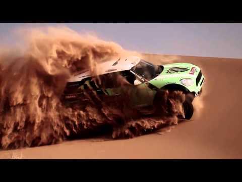 Stephane Peterhansel - 2013 Dakar Teaser
