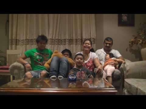 video for nanay and tatay, 50th golden wedding anniversary