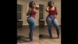 bikini Girl Plus Size Fat Curvy Thick Chubby Stylish Best Outfits Collections