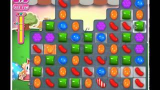 Candy Crush Saga Level 68 - 3 Stars No Boosters